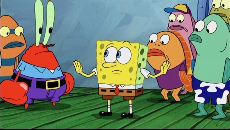 American Top Cartoons Spongebob Squarepants Cartoon