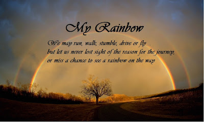 My Rainbow...