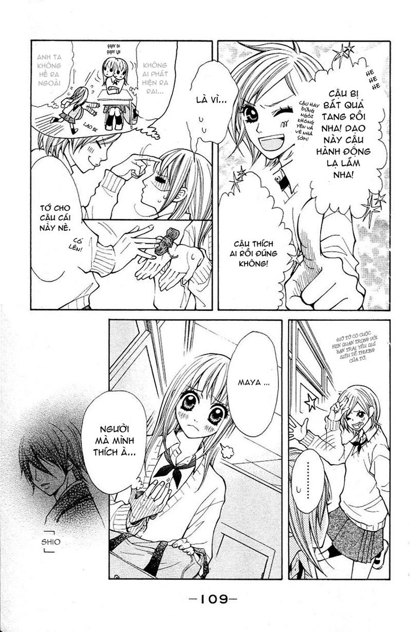 Tenchi Shinmei chap 3 - Trang 10