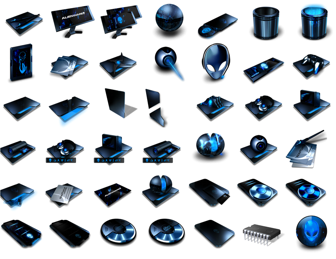 Alienware Icons Download Alienware Breed Icon