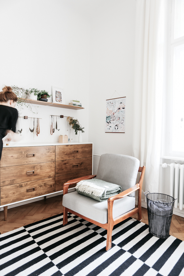 My Scandinavian Home A Fab Mid Century Inspired Home In Berlin