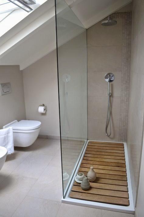 Il bagno in mansarda? Chi ha detto che non può essere di design e funzionale! ~ Stile Bagno