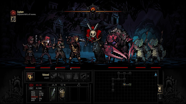 Darkest Dungeon Full İndir Tek Link + Torrent