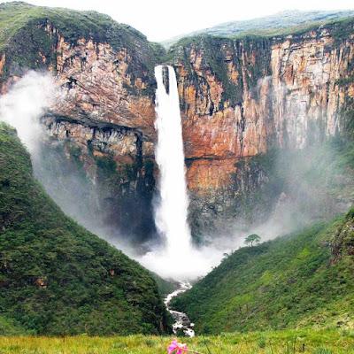 Cachoeira do Tabuleiro - MG