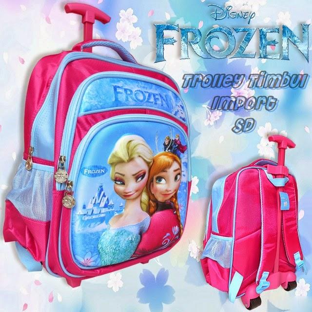 eccb2a9da75b Grosir Tas Travel Bag Anak Karakter Hello Kitty Murah