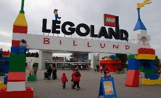 Danimarka Legoland Billund