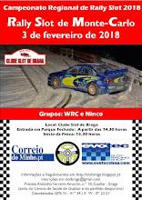 Rally Slot de Monte-Carlo 2018