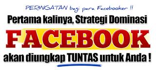 bagaimana mendominasi facebook untuk bisnis online