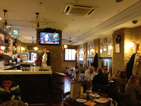 el restaurante jard n del pr ncipe aranjuez