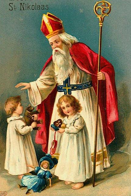 Dans 2 jours c'est la Saint Nicolas