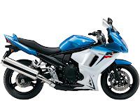 Gambar Motor 1 | 2013 Suzuki GSX650F