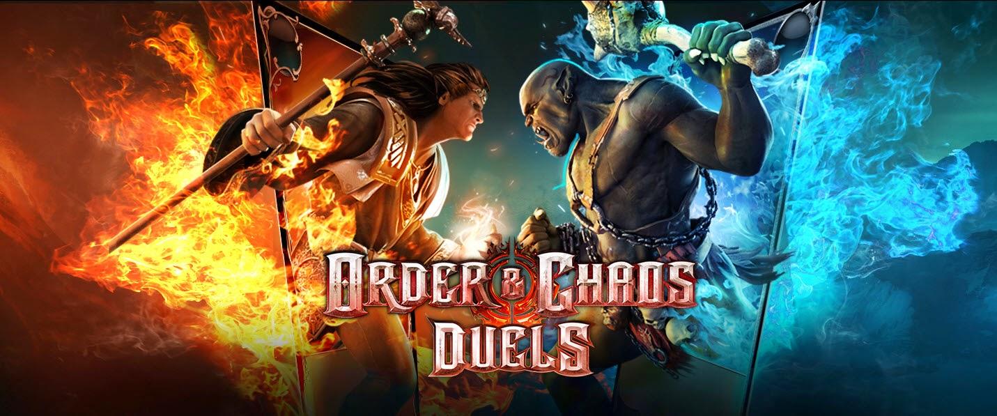 Order & Chaos Online 2.5.0 APK+DATA
