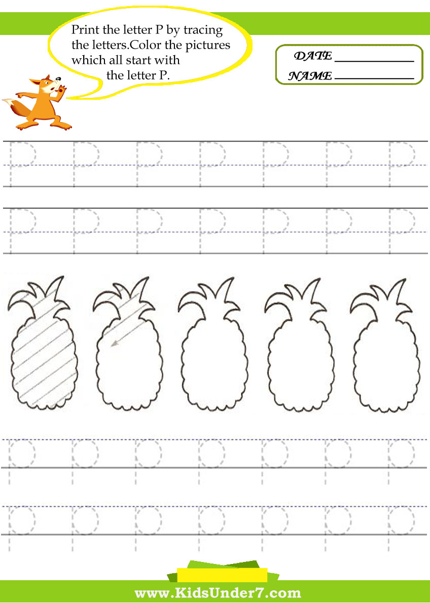 Galerry traceable alphabet coloring pages