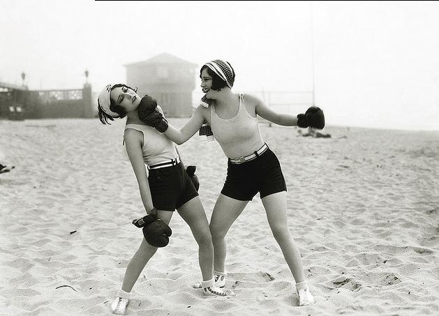 vintage bath sisters