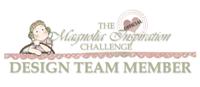 Projektowałam dla Magnolia Inspiration Challenge