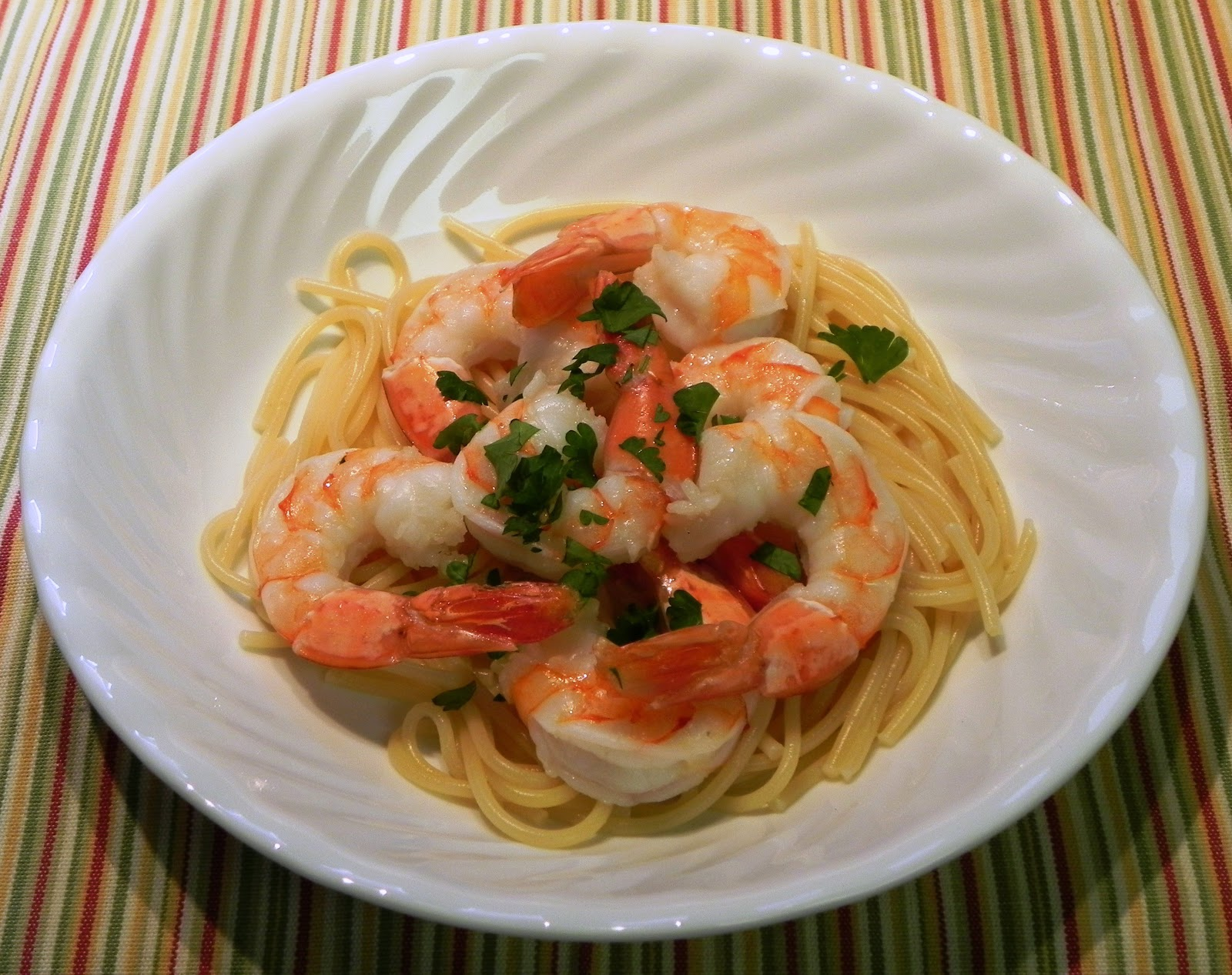 shrimp scampi fiddlehead shrimp scampi spaghetti with shrimp scampi ...