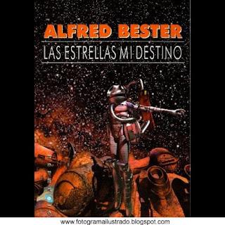 Las Estrellas Mi Destino Portada Libro Hombre Gritando al cielo http://fotogramailustrado.blogspot.com/2015/11/las-estrellas-mi-destino.html
