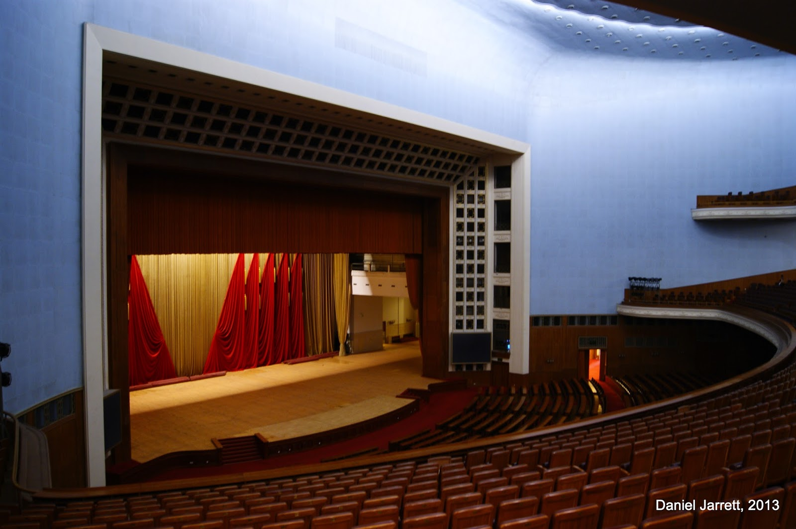 The Great Hall of the People, Auditorium