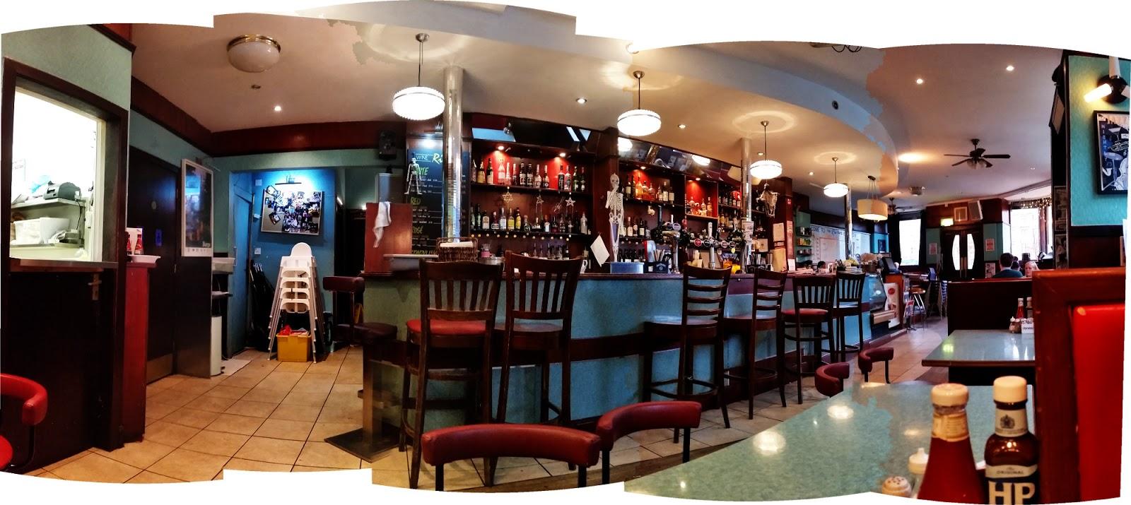 Rio Cafe, Glasgow