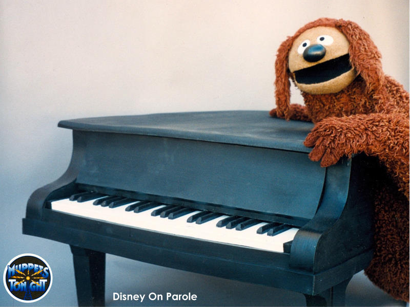 Rolph, like Mokie, loves piano