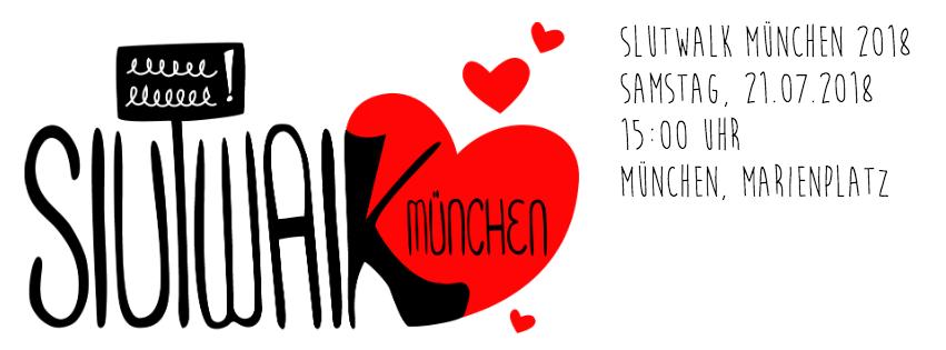 Slutwalk München 2018