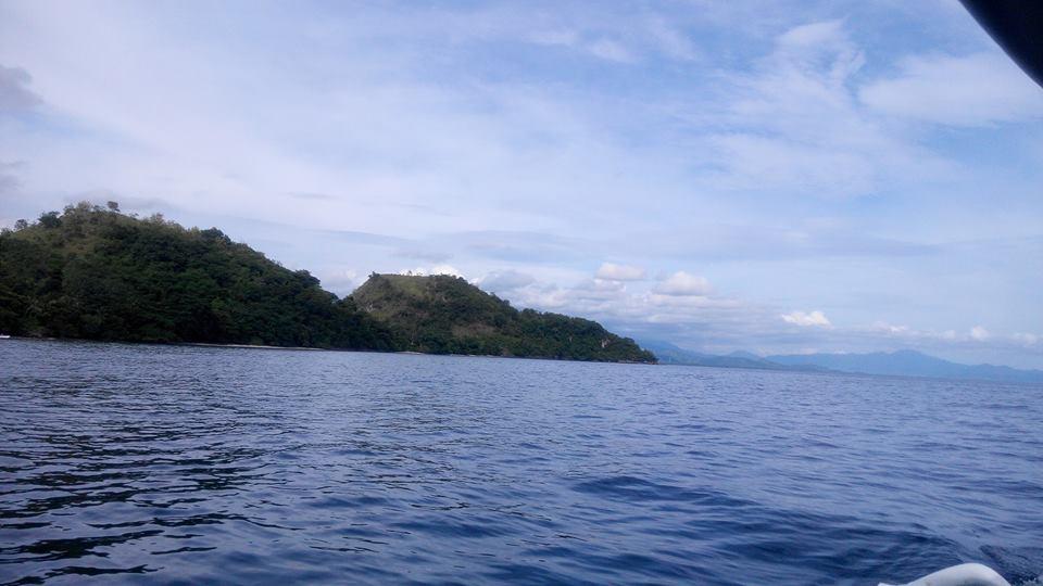 pesisir pulau karamasang