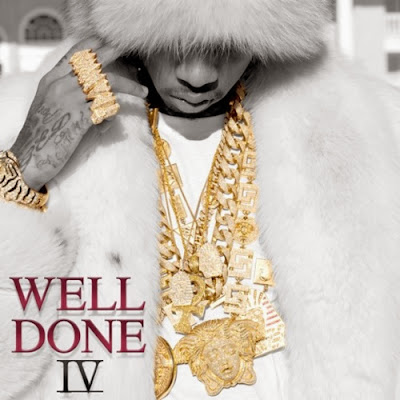 portada cover de well done 4 mixtape de tyga