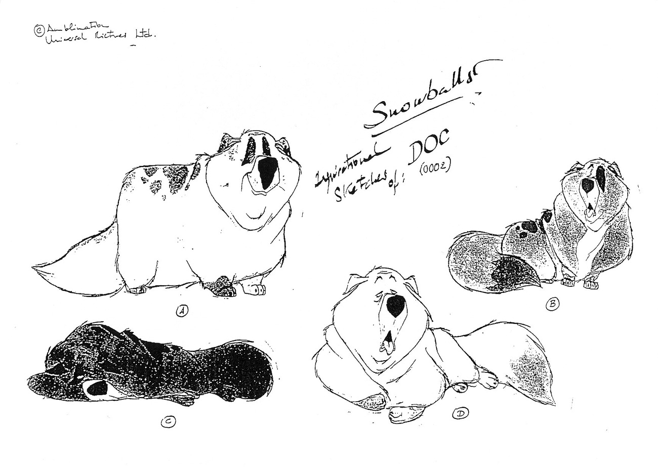 Cartoon Character Design Concept : Cartoon concept design character balto part