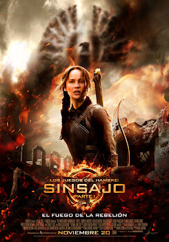 Ver Película Los juegos del hambre: Sinsajo. Parte 1 Online 2014 Gratis