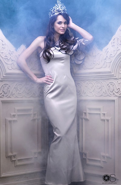 Olesya  Miss Ukraine 2010 photos gallery