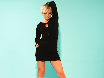 Hannah Spearritt Sexy Wallpaper