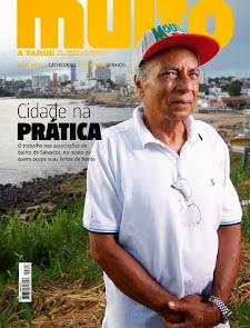 Presidente da Amarv é capa da Revista Muito
