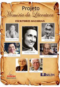 Projeto Memória da Literatura
