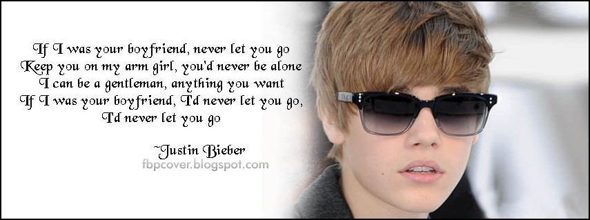 Justin Facebook Cover