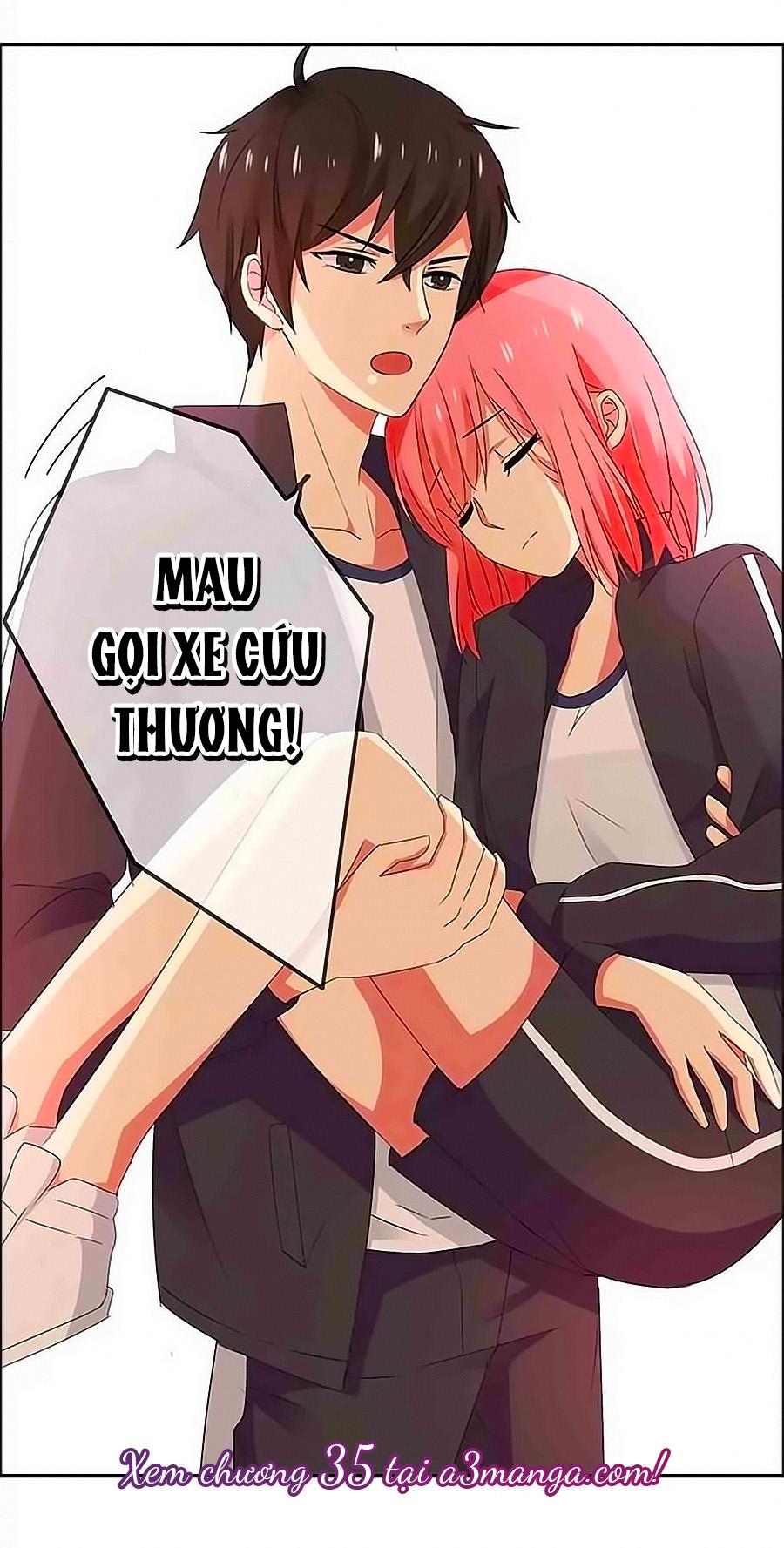 Đại Thần Tình Yêu Chớ Chạm Tôi Chap 34 Upload bởi Truyentranhmoi.net