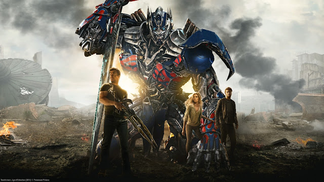 Transformers: Age of Extinction 3D (2014)