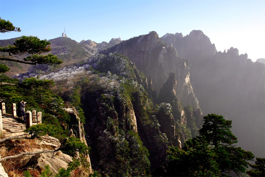 Huangshan Mountains, China | Most Beautiful