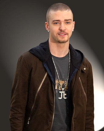 Justin Timberlake on Best Celebrity  Justin Timberlake