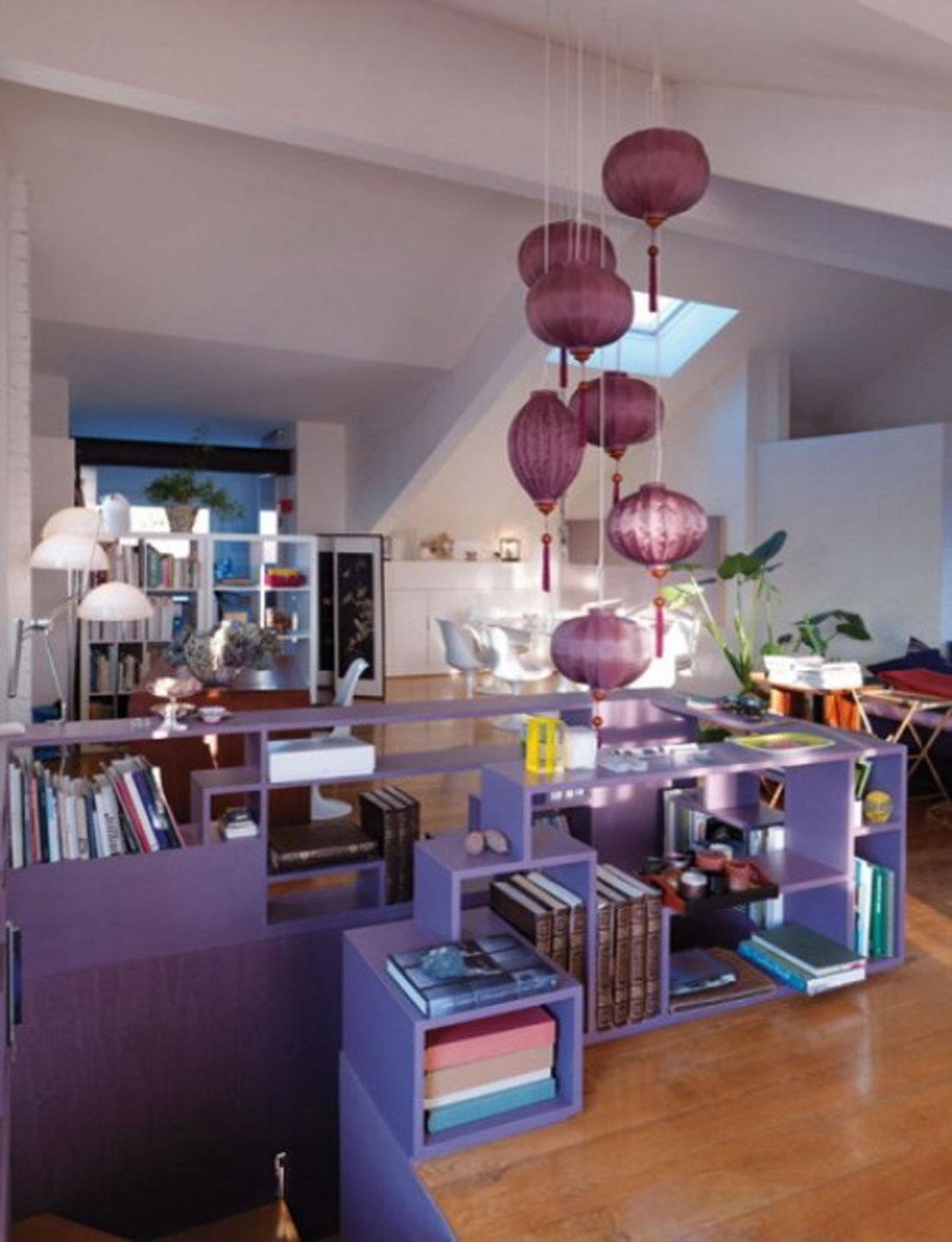 decoracao de interiores mistura de estilos : decoracao de interiores mistura de estilos:BLOG DE DECORAÇÃO-PUXE A CADEIRA E SENTE! : Um lindo loft, na cor