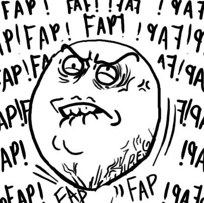 Šta rade ovi dole koji su online a ne pišu?  - Page 7 Fap+fap+TrollFace+2