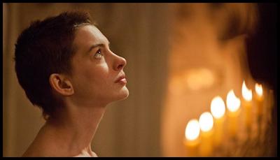 Anne Hathaway (Los Miserables): mejor actriz secundaria del 2012