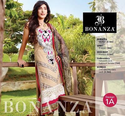 Best Bonanza Eid Collection 2013 For Ladies
