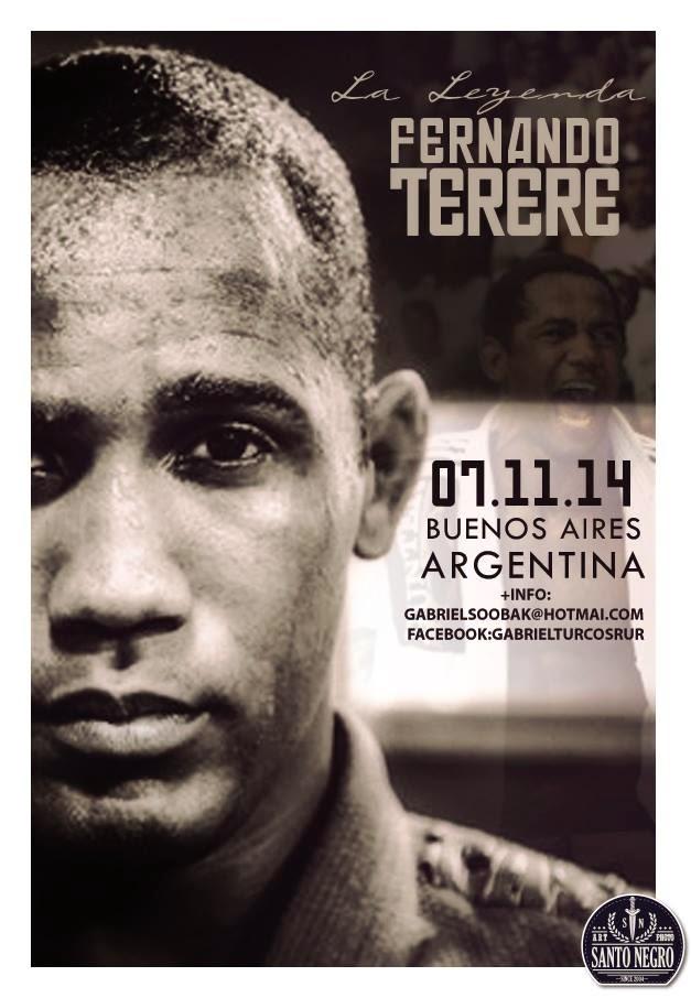 Seminario de Fernando Tereré