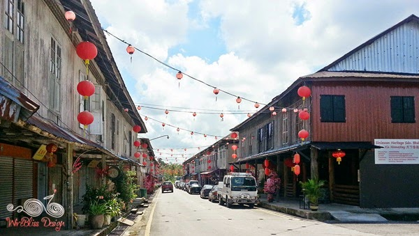 WireBliss - Siniawan Bazaar Wooden Shophouses