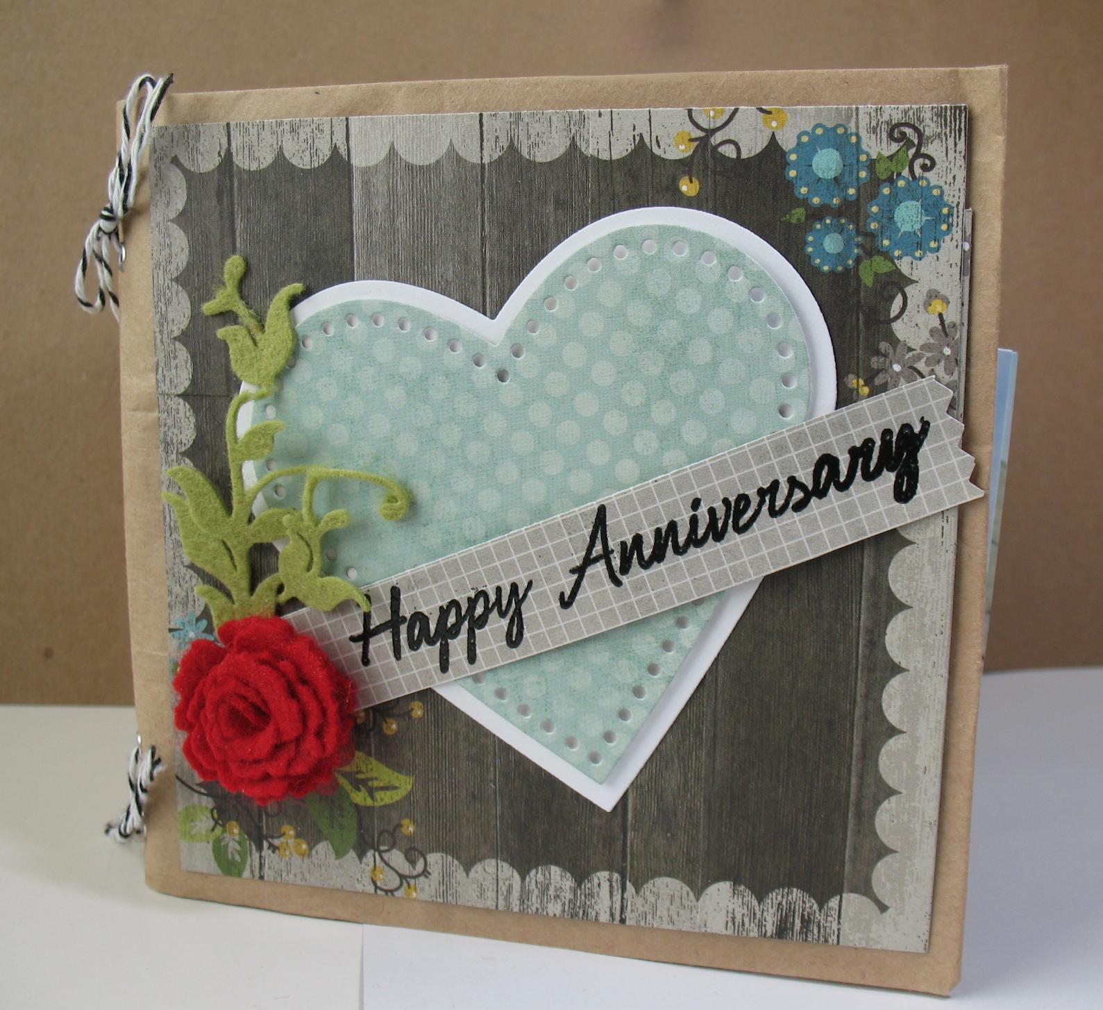 happy anniversary book
