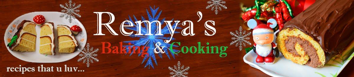 Remya's Baking