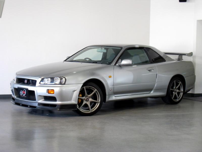 História Do Nissan Skyline GT R: O Verdadeiro Godzilla Do Mundo Automotivo.