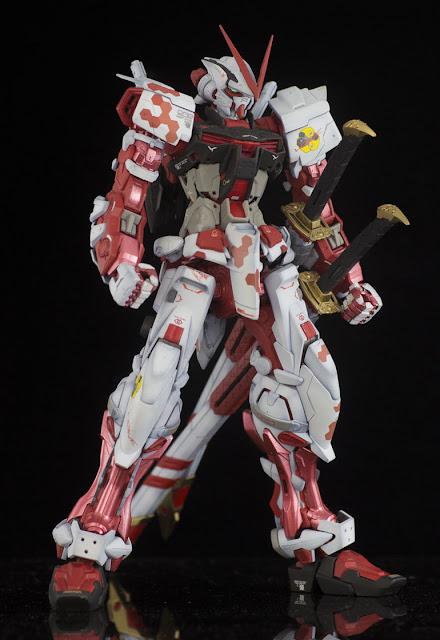 Bandai Master Grade Gundam Astray Red Frame