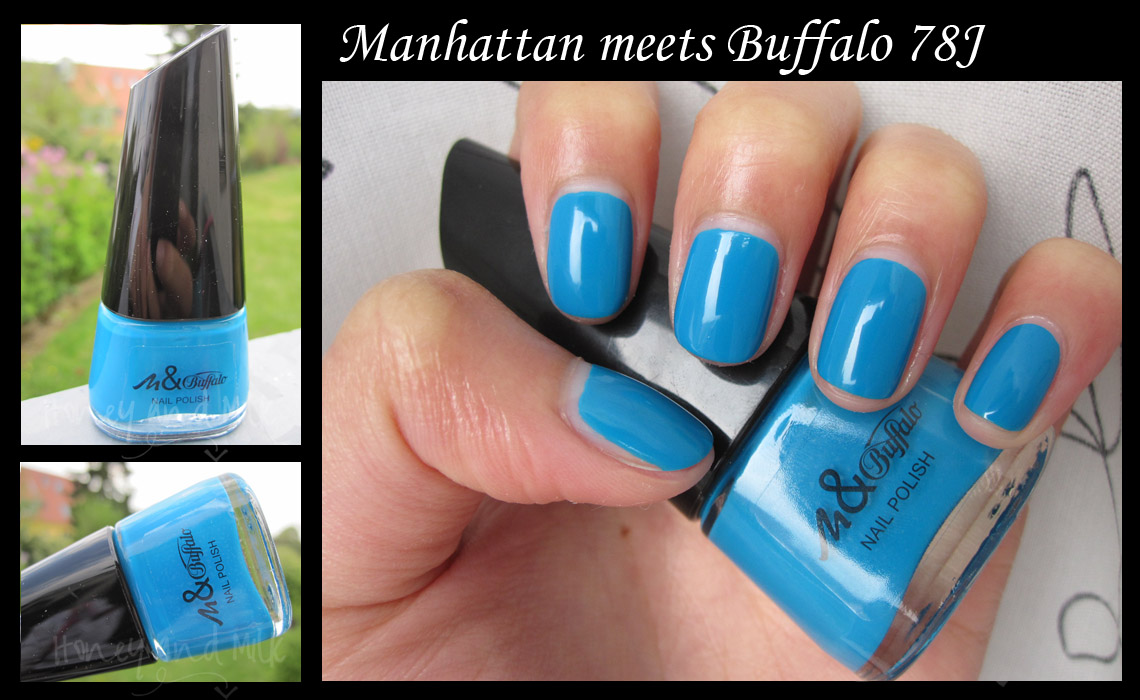 Honey and Milk: Manhattan meets Buffalo Collection - Die Nagellacke