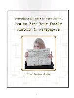 Everything You Need to Know About... How to Find Your Family History in Newspapers